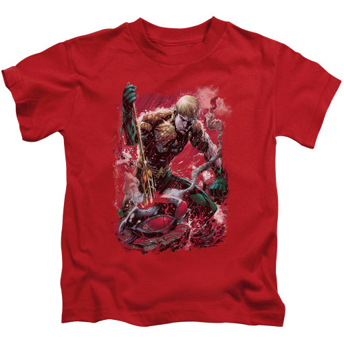 Image for Justice League of America FInished Kid's T-Shirt