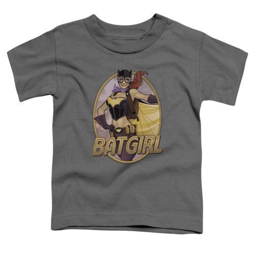 Image for Justice League of America Batgirl Bombshell Toddler T-Shirt