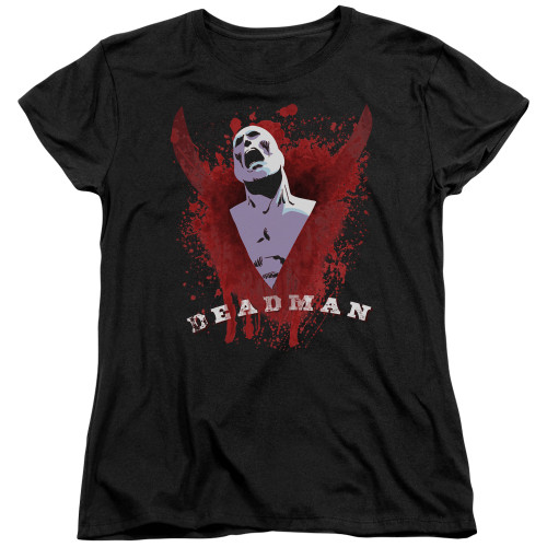 Image for Justice League of America Possession Woman's T-Shirt