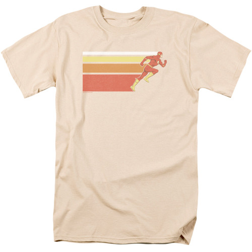 Image for Justice League of America Bold Flash T-Shirt