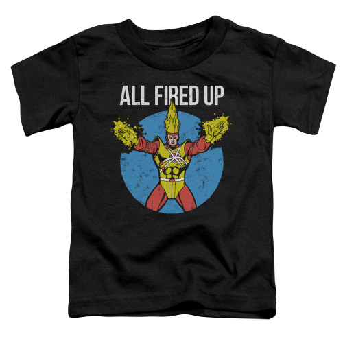 Image for Justice League of America Firestorms Party Toddler T-Shirt