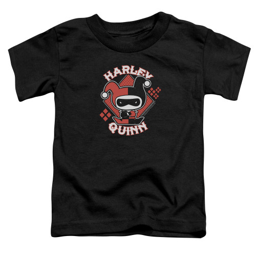 Image for Justice League of America Harley Chibi Toddler T-Shirt