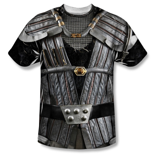Image for Star Trek Sublimated T-Shirt - Klingon Uniform 100% Polyester