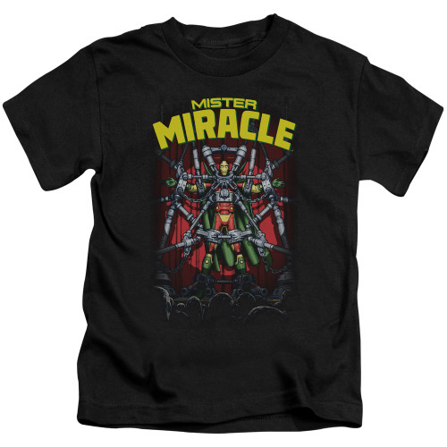 Image for Justice League of America Mister Miracle Kid's T-Shirt