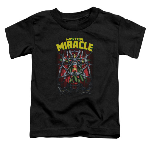 Image for Justice League of America Mister Miracle Toddler T-Shirt