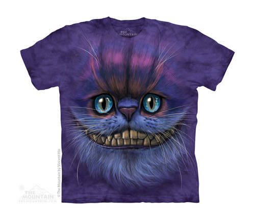 Image for The Mountain Youth T-Shirt - BF Cheshire Cat