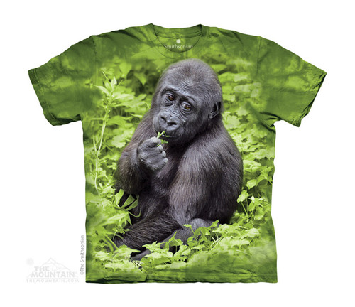 Image for The Mountain Youth T-Shirt - Kojo Gorilla