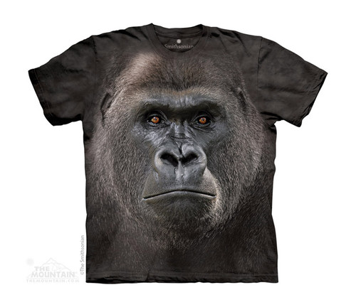 Image for The Mountain Youth T-Shirt - BF Low Gorilla