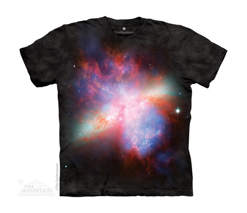 Image for The Mountain Youth T-Shirt - Starburst Galaxy