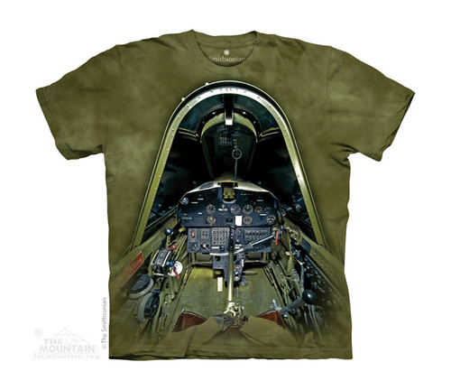 Image for The Mountain Youth T-Shirt - Vought Cockpit