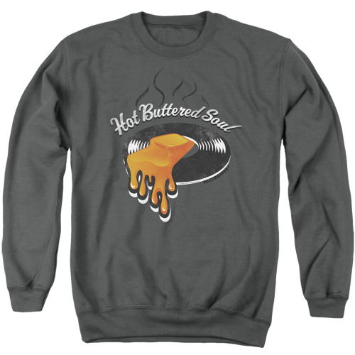 Image for Isaac Hayes Crewneck - Hot Butter Soul Logo
