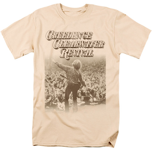 Image for Creedence Clearwater Revival T-Shirt - Born to Move