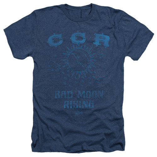 Image for Creedence Clearwater Revival Heather T-Shirt - Rising