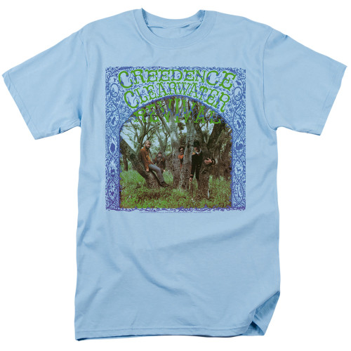Image for Creedence Clearwater Revival T-Shirt - Self Titled