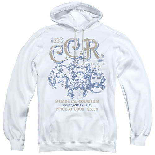 Image for Creedence Clearwater Revival Hoodie - Sketch Poster