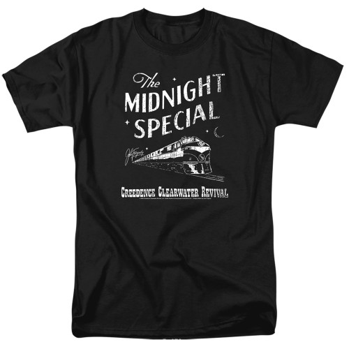 Image for Creedence Clearwater Revival T-Shirt - The Midnight Special