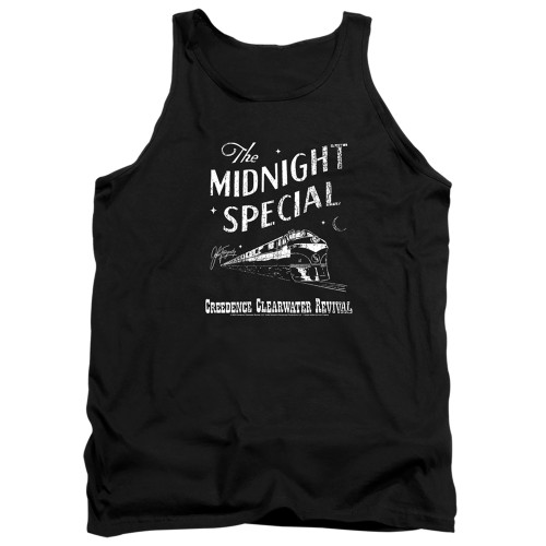 Image for Creedence Clearwater Revival Tank Top - The Midnight Special