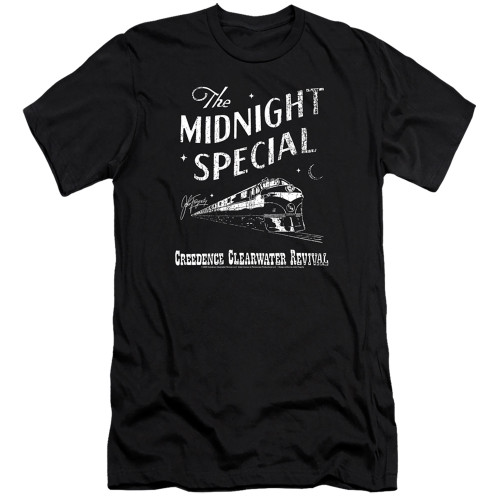 Image for Creedence Clearwater Revival Premium Canvas Premium Shirt - The Midnight Special