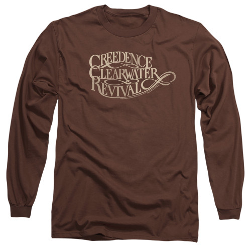 Image for Creedence Clearwater Revival Long Sleeve T-Shirt - Logo