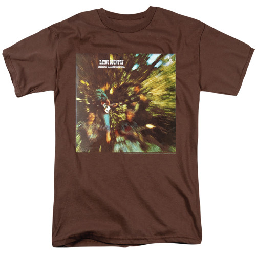 Image for Creedence Clearwater Revival T-Shirt - Bayou Country