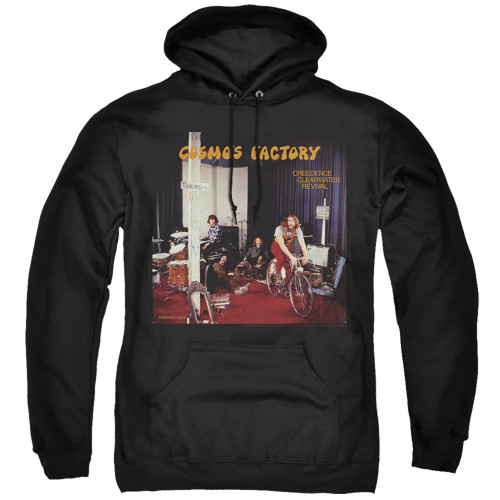 Image for Creedence Clearwater Revival Hoodie - Cosmos Factory Ablum