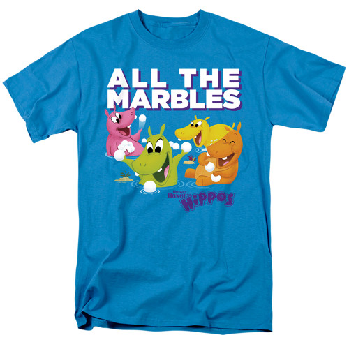 Image for Hungry Hungry Hippos T-Shirt - All the Marbles