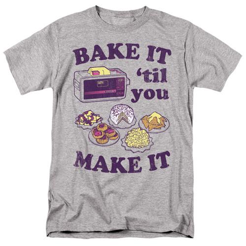 Image for Easy Bake Oven T-Shirt - Bake It Till You Make It