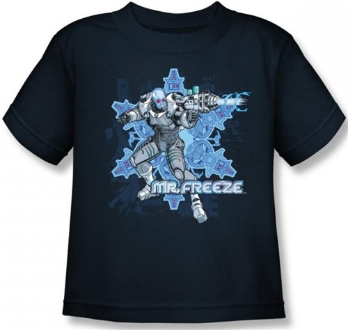 Image for Mr. Freeze Toddler T-Shirt