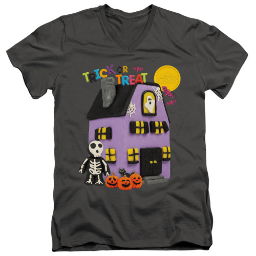 Image for Play Doh T-Shirt - V Neck - Trick or Treat