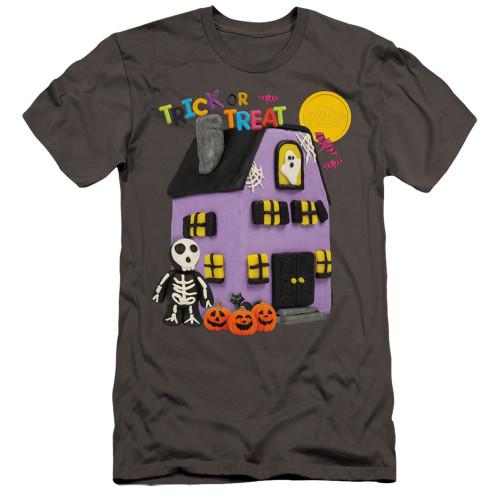 Image for Play Doh Premium Canvas Premium Shirt - Trick or Treat