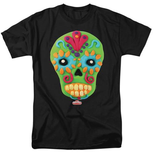 Image for Play Doh T-Shirt - Sugar Skull