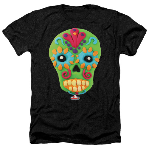 Image for Play Doh Heather T-Shirt - Sugar Skull
