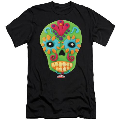 Image for Play Doh Premium Canvas Premium Shirt - Sugar Skull