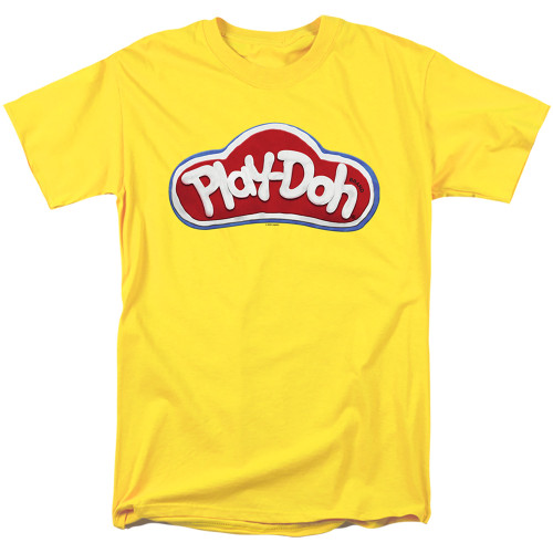 Image for Play Doh T-Shirt - Logo in Doh