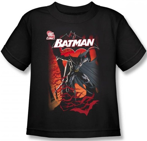 Image for Batman #655 Cover Toddler T-Shirt