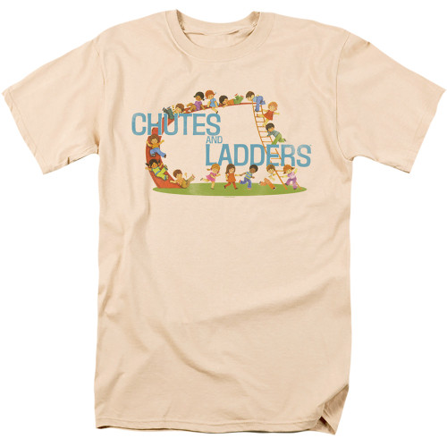 Image for Chutes and Ladders T-Shirt - C&L