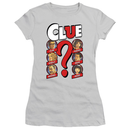Image for Clue Girls T-Shirt - Modern Whodunnit