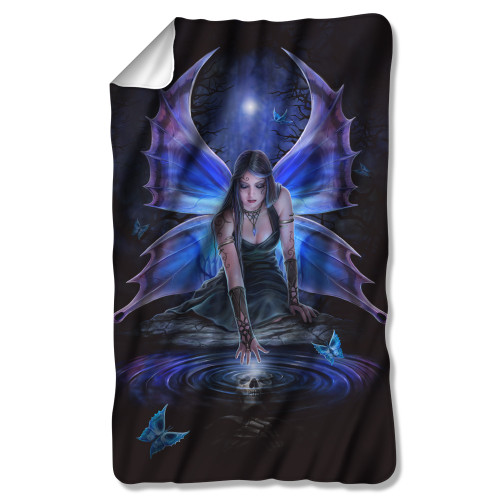 Image for Anne Stokes Fleece Blanket - Immortal Flight