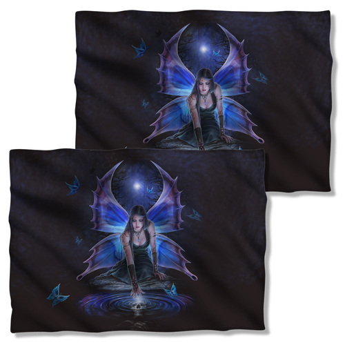 Image Closeup for Anne Stokes Pillow Case - Immortal Flight