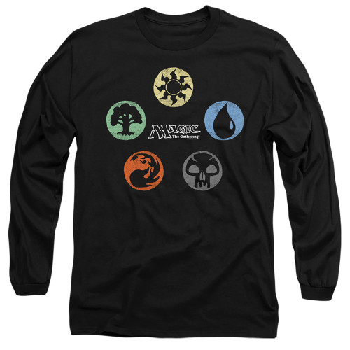 Image for Magic the Gathering Long Sleeve T-Shirt - 5 Colors