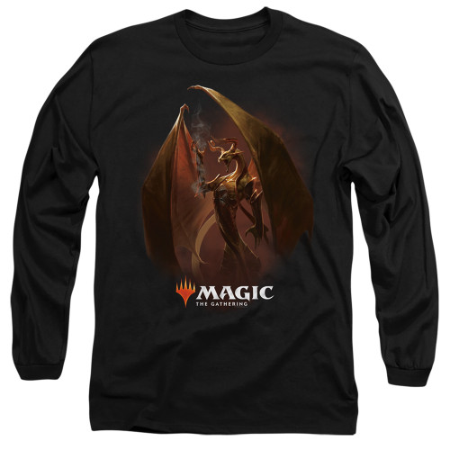 Image for Magic the Gathering Long Sleeve T-Shirt - Nicol Bolas