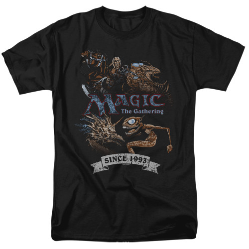 Image for Magic the Gathering T-Shirt - Four Pack Retro