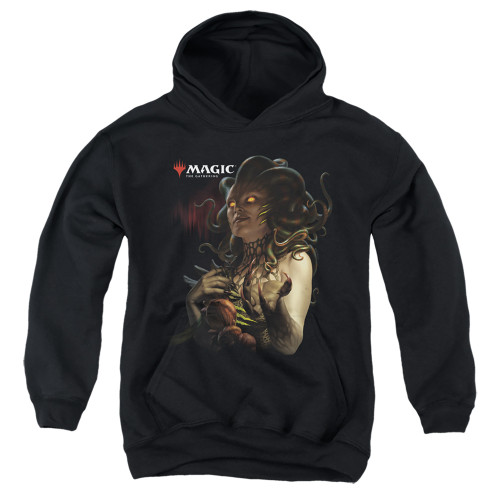 Image for Magic the Gathering Youth Hoodie - Raska Queen of Golgari