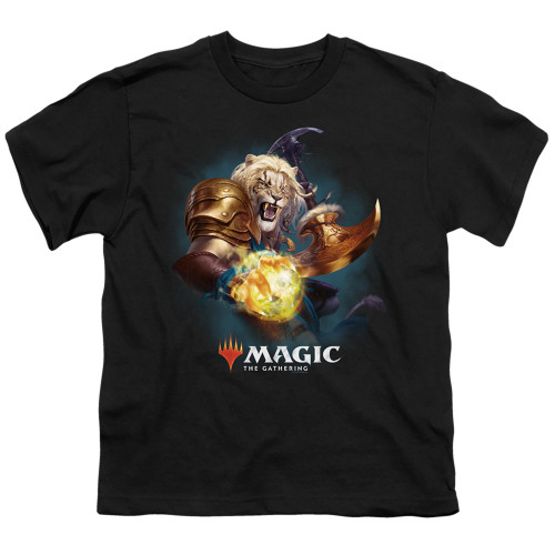Image for Magic the Gathering Youth T-Shirt - Ajani