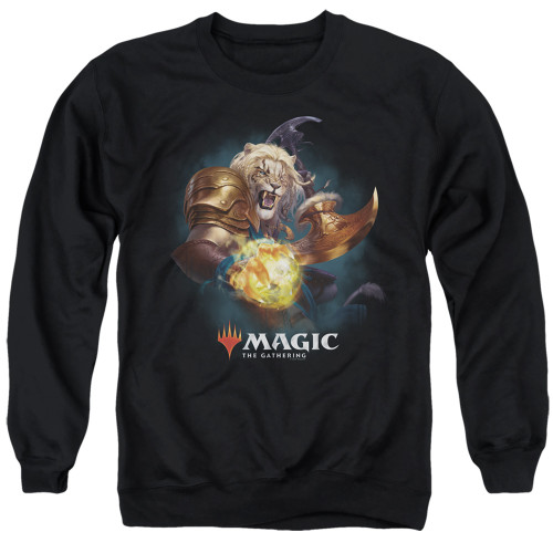 Image for Magic the Gathering Crewneck - Ajani