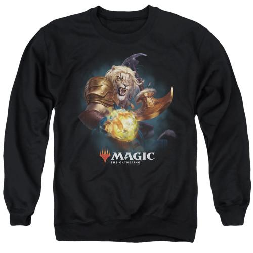 Image for Magic the Gathering Crewneck - Ajani