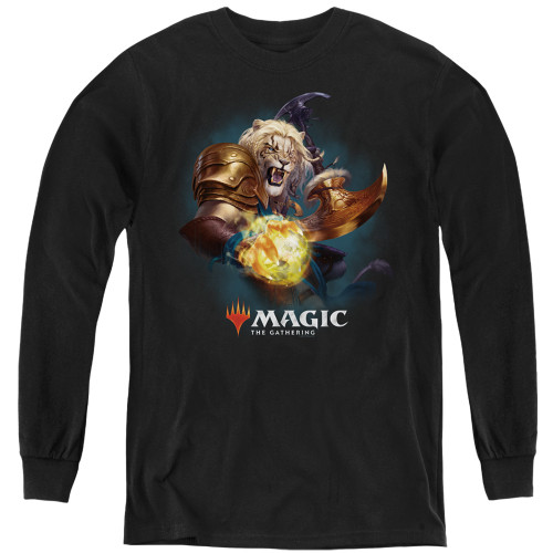 Image for Magic the Gathering Youth Long Sleeve T-Shirt - Ajani