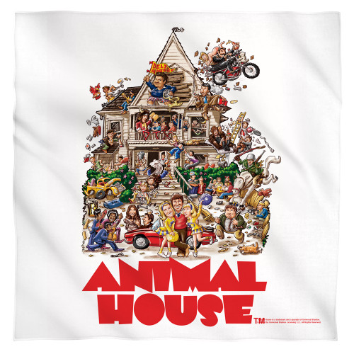 Image for Animal House Face Bandana -Poster
