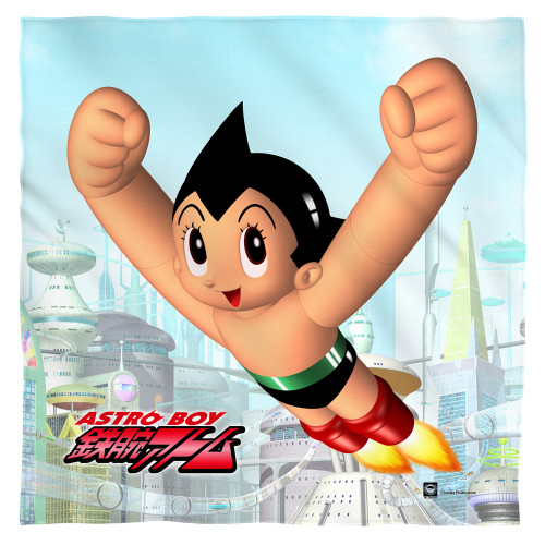 Image for Astro Boy Face Bandana -City Boy