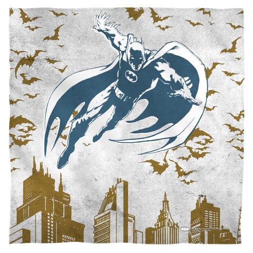 Image for Batman Face Bandana -City Vibe